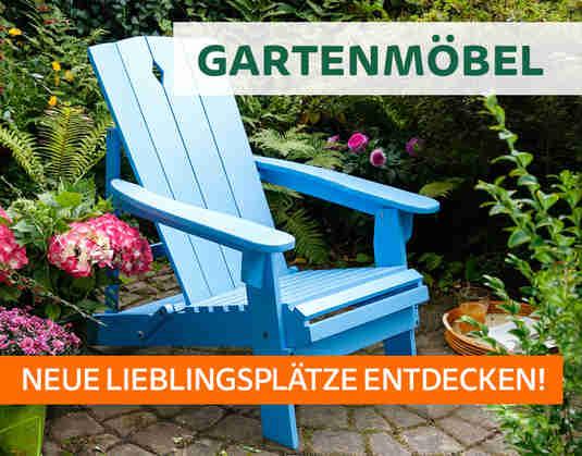 + (3) Gartenmöbel +