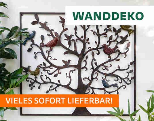 + (4) Wanddeko +