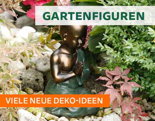 + (2) Gartenfiguren +