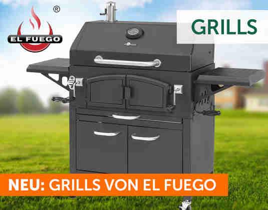 + Grills +