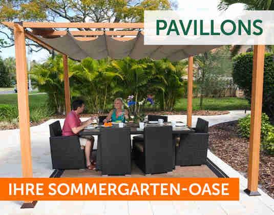 + Pavillons +