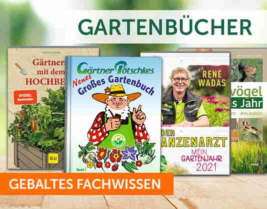 + Gartenbücher +