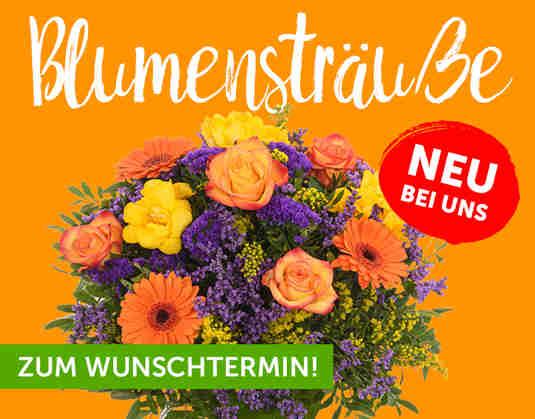 + Blumensträuße +