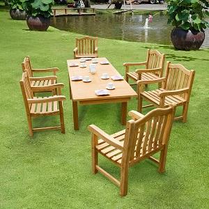 Holz Gartenmöbel