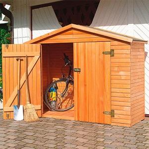 Gartenschuppen Holz